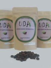 50g KAFFEE GAYO ROBUSTA - ACEH - 100% Kopi Aceh Gayo GANZE BOHNEN - Indonesien