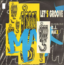 Big Mama, Feat. Dj Max - Let's Groove - One Way