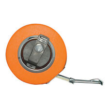 10m Circumference / Diameter Tape - Etched Carbon Steel - Richter