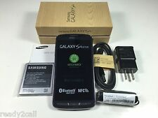 New Samsung i537 Galaxy 4 Active Gray 16GB WiFi GPS 8MP Camera AT&T Unlocked GSM