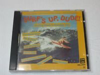 Surf's Up, Dude! Surfing Music's Greatest Hits CD CDLL-57254 1989 EMI