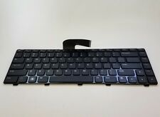 Eathtek Replacement Keyboard Not Backlit Dell Inspiron N4110 M4110 US Layout