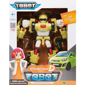 Impressive Toys   Young Toys Tobot : Tobot D, Car Transforming