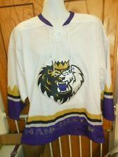 AHL Manchester Monarchs LA Kings Hockey Jersey REEBOK M USED ONCE