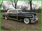 Image of 1950 Chrysler Town & Country Woodie Hard Top 1950 Chrysler TC 350 V8 Automatic Custom Interior Vintage Air