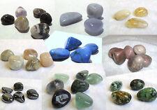 Crystal Tumblestone - Healing Meditation Tumbled Stone Gemstone - Tumblestones