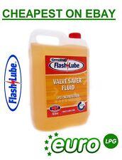 LPG Autogas Flashlube Flash lube 5 Liter Litre Valve Saver Fluid Liquid
