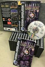 Sega Saturn : Ultimate Mortal Kombat 3 - PAL EURO FR