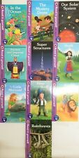 Read it Yourself with Ladybird Level 4,10 Books Collection Brand New Version
