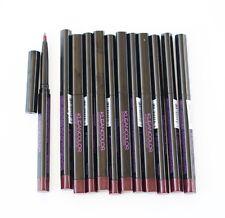 12 pcs $12 AP18 Chocolate Kleancolor Retractable Waterproof lip liner