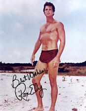 "1938 Ron Ely Tarzan Autographed Signed Autograph 8x10"" Photo"