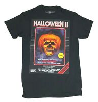 Halloween 2 Michael Myers Movie Poster VHS Retro Men's T Shirt