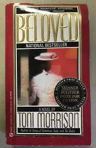 Beloved by Toni Morrison (1988, UK-B Format Paperback)