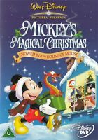 MICKEY'S MAGICAL CHRISTMAS SNOWED IN AT THE HOUSE OF THE MOUSE DISNEY DVD L NEW