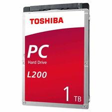 1TB Toshiba L200 2.5-inch SATAIII Internal Laptop Hard Drive 5400rpm 128MB Cache