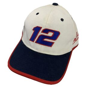 Jeremy Mayfield Mobil 1 Penske Kranefuss Racing Ball Cap Hat Adjustable Baseball
