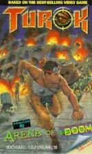 Michael Teitelbaum / Arena of Doom Turok #3 1998 Science Fiction Mass Market