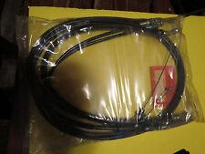 NOS Honda CB360T CB 360T Cable Kit Throttle Clutch Brake Hi Bar 15 UP