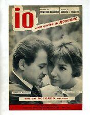 IO # Spartito Accordo 1958 # Domenico Modugno - F. Migliacci