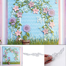 Vines Style Metal Cutting Dies Stencils DIY Scrapbooking Album Paper Card Hot