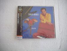 SERGIO MENDES  /  ARARA - JAPAN CD
