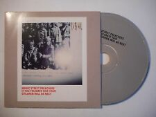 MANIC STREET PREACHERS : IF YOU TOLERATE THIS YOUR... ♦ CD SINGLE PORT GRATUIT ♦