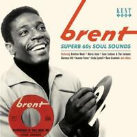 BRENT - SUPERB 60s SOUL SOUNDS Various NEW & SEALED CD (KENT) NORTHERN SOUL