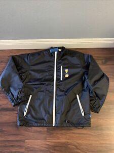 Undefeated Zip Jacket Black Sz L