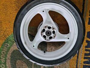 Suzuki GSXR750 J K 1989 Rear Wheel 4.50 X17