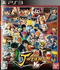 J-Stars Victory VS (PS3) (R2) (JAP)