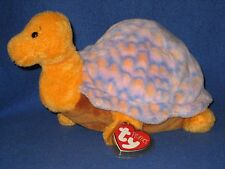 CRUISER the TURTLE - TY PLUFFIES - NEW - MINT with MINT TAGS