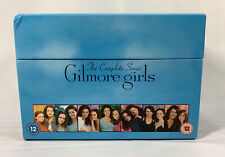 Gilmore Girls: The Complete Series Collection (DVD, 42-Disc Set) Region 2 UK