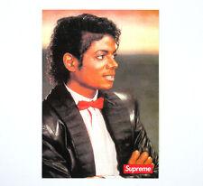 Lowest Price on Net Supreme Michael Jackson MJ Sticker Pack Lot 10 Stickers