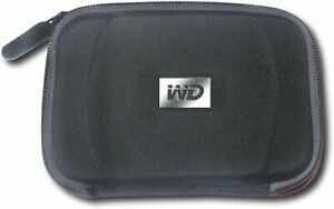 WD Carrying Case for Select Passport Portable & other Laptop Hard Drives - Black
