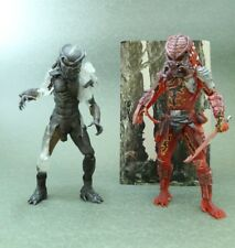 "Predator Series Action Figure 2PCS Authentic 8"" NECA"