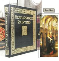 RENAISSANCE PAINTING - Easton Press - OVERSIZED BOOK