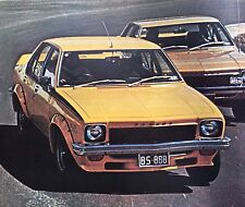 Wheels Mag Dec 1974 Holden LH Torana L34 SLR 5000 V8 Bathurst 1000 HDT