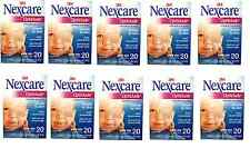 NEW 3M NEXCARE OPTICLUDE JUNIOR 1537 Orthoptic Eye Patch 10 Box 200 patches