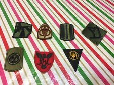 us military patches lots