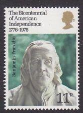 1976 BICENTENARY OF AMERICA Set SG1005 Unmounted Mint