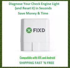 Express Shipping FIXD OBD-II Generation 2ND New Brand Car Health Monitor fix obd