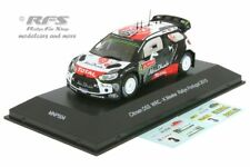 Citroen ds3 WRC-Rallye Portugal 2015-Meeke/Nagle - 1:43 IXO MNP 504