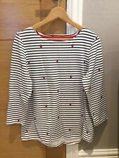 Joules Harbour Top Size 14