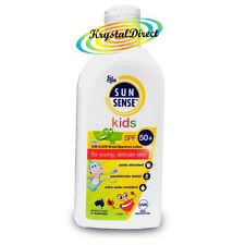 SunSense Kids SPF50+ UVA & UVB Broad Spectrum Lotion 125ml