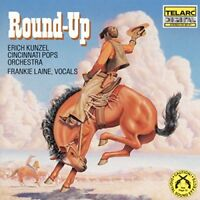 Cincinnati Pops Orchestra and Erich Kunzel - Round-Up [CD]