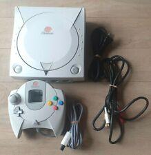 Console SEGA Dreamcast + 1 Manette + Câbles - NTSC-J JAP JAPAN - Très Bon Etat