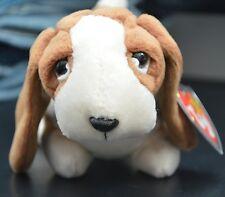 TY Beanie Baby, Tracker the basset hound (1997, Retired)