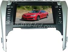 "2012-2013 Toyota Camry navigation Car DVD GPS player Radio TV for Europe 8"" HD"
