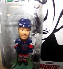 NEW NHL ERIC LINDROS NY YORK RANGERS MINI BOBBLEHEAD MAGNETIC COLLECTIBLE RARE
