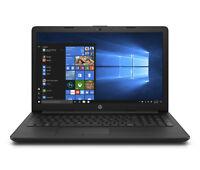 HP 15 15.6in gaming LAPTOP Ryzen 3 3.4G 8gb 1TB HDD Win 10 Black
